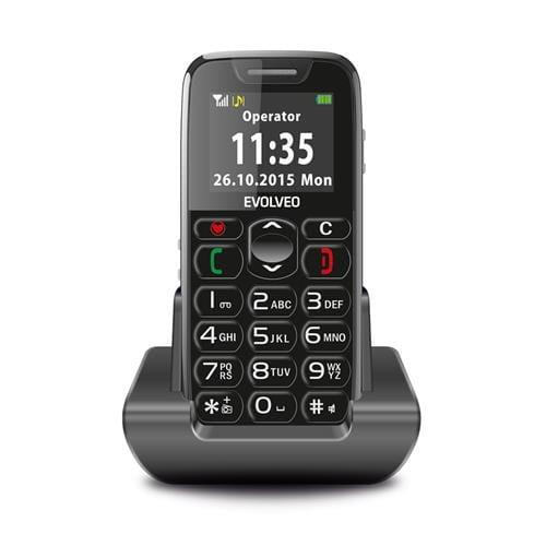 EVOLVEO EasyPhone, mobilný telefón pre seniorov EP-500