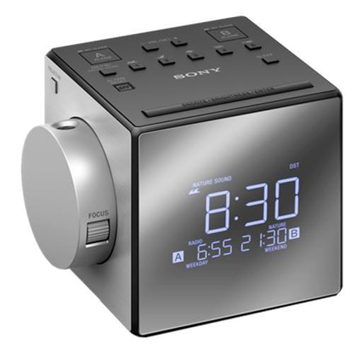 Sony rádiobudík ICF-C1PJ, duálny alarm, projektor ICFC1PJ.CED