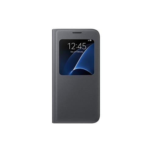 Samsung S View Cover pre S7 (G930) Black