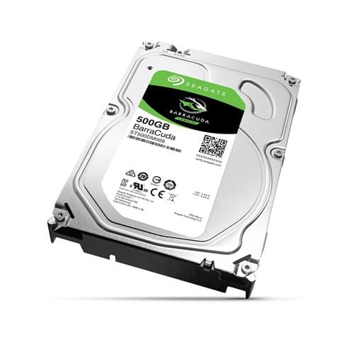 Pevný Disk Seagate BarraCuda 500GB, 32MB, SATAIII, 7200rpm ST500DM009