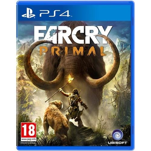 PS4 hra - Far Cry Primal