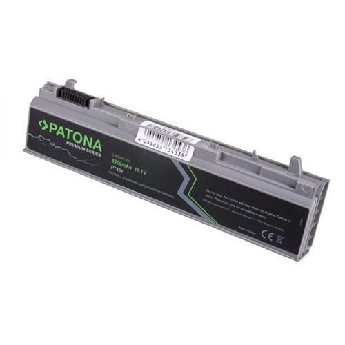 PATONA batéria pre ntb DELL LATITUDE E6400 5200mAh Li-Ion 11,1V PREMIUM PT2399