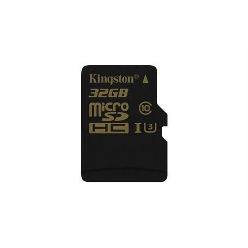 Kingston 32GB microSDHC/SDXC Class U3 UHS-I ( r90MB/s, w45MB/s ) SDCG/32GBSP