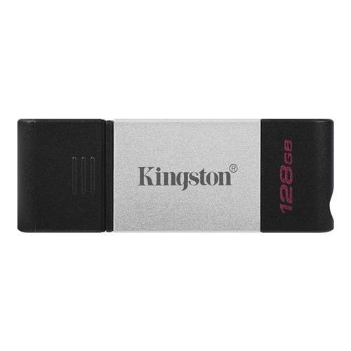 USB Kľúč 128GB Kingston DataTraveler 80, USB-C 3.2 Gen 1 DT80/128GB