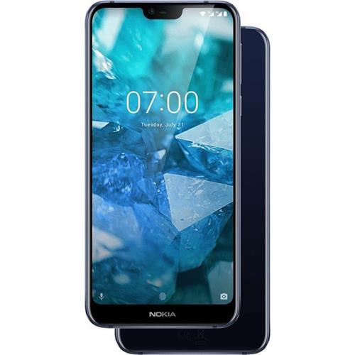 Nokia 7.1 Dual SIM 4/64GB Blue 11CTLL01A20