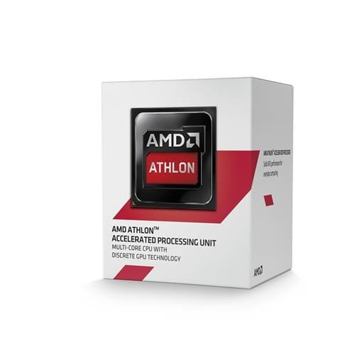 CPU AMD Athlon X4 5350 Kabini 4c B (2,05GHz,2MB)