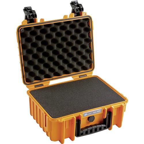 32.6 l B & W outdoor.cases Typ 3000 oranžová 3000/O/SI 1914254