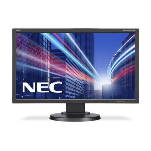 Monitor NEC E233WM, 23'', LED, FHD, TN, DVI, DP, rep, piv, blk