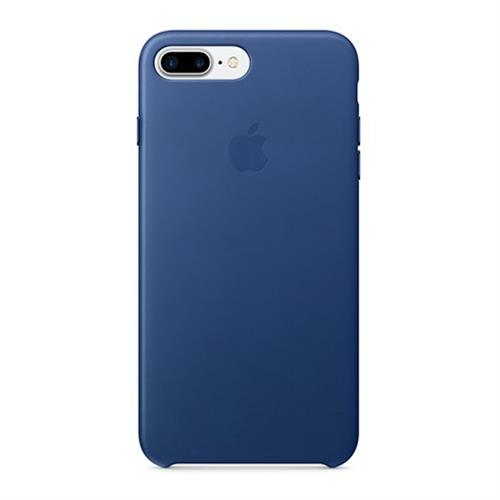 Apple iPhone 7 Plus Leather Case - Sapphire MPTF2ZM/A