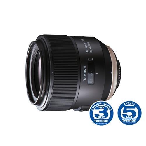 Objektív Tamron AF SP 85mm F/1.8 Di VC USD pre Canon F016E