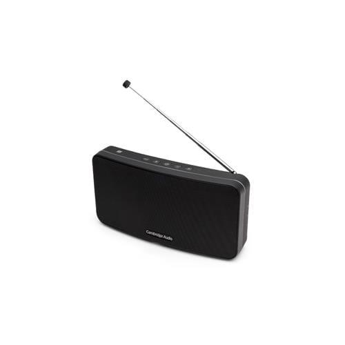 CA GO Radio prenosný stereo systém s Bluetooth čierny C10742