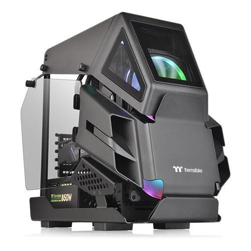 Thermaltake AH T200 Micro Case Black Bez Zdroja CA-1R4-00S1WN-00