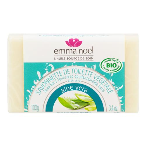 Mydlo rastlinné aloe vera 100 g BIO EMMA NOËL 941257