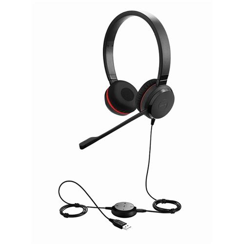 Headset Jabra Evolve 30 II, duo, USB/Jack, MS 5399-823-309