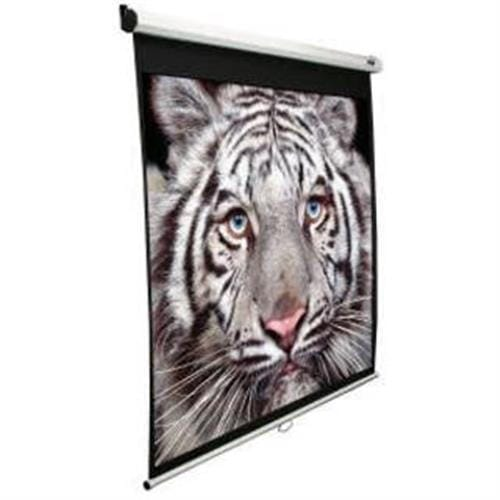"ELITE SCREENS plátno roleta 100"" (254 cm)/ 16:9/ 124,5 x 221 cm/ Gain 1,1/ case biely M100XWH"