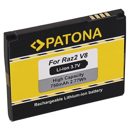 PATONA batéria pre mobilný telefón Motorola Razr V8 750mAh 3,7V Li-lon PT3178