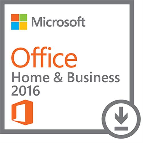 Microsoft Office Home and Business 2016 All Languages - ESD T5D-02316
