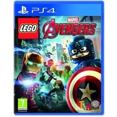 PS4 hra - LEGO Marvel's Avengers