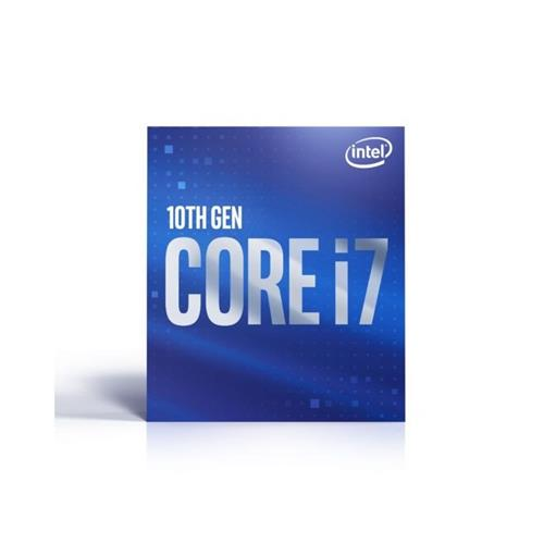 INTEL Core i7 10700 (2 9Ghz   16MB   Soc1200   VGA) Box BX8070110700
