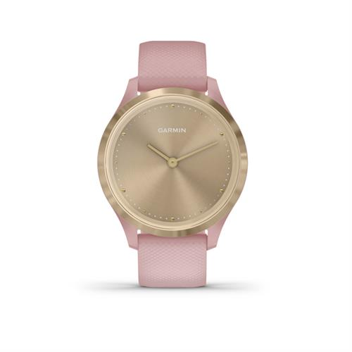 Garmin vivomove 3S Dust Rose Light Gold  Silicone 010 02238 21