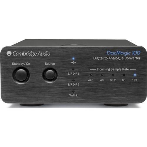 DAC prevodník CA DacMagic 100 D/A - čierny C10501