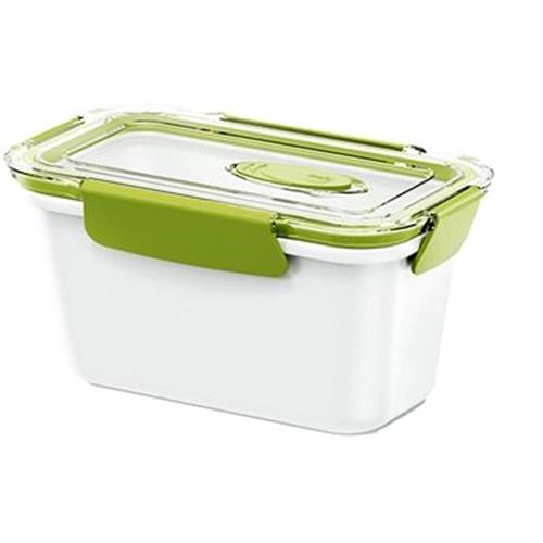 EMSA Obedový box 513959 Biely/Zelený