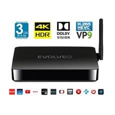 EVOLVEO Android Box H8, Octa Core