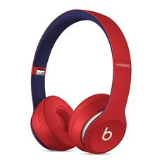 Apple Beats Solo3 Wireless Headphones – Beats Club Collection – Club Red slúchadlá