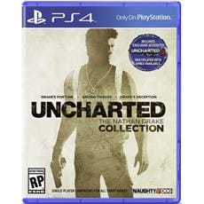 PS4 hra - Uncharted™: The Nathan Drake Collection