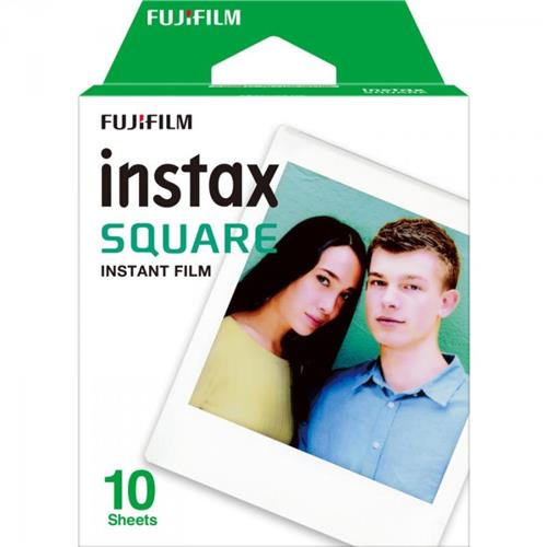 FUJIFILM Instax SQUARE 10LIST film 70100139613