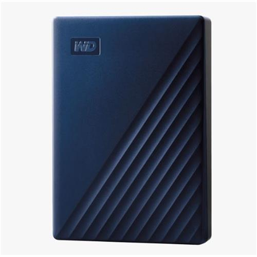 Ext. HDD 2.5'' WD My Passport for MAC 5TB USB 3.0 WDBA2F0050BBL-WESN