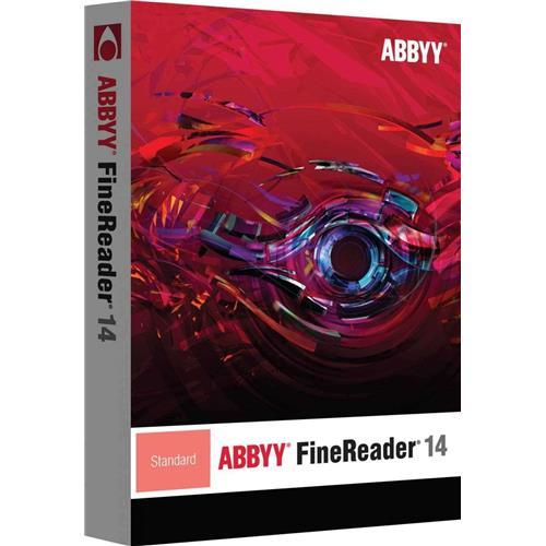 ABBYY FineReader 14 Standard / standalone / BOX AB-10548