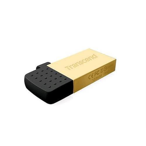 USB Kľúč 8GB Transcend JetFlash 380G, microUSB / USB 2.0 TS8GJF380G