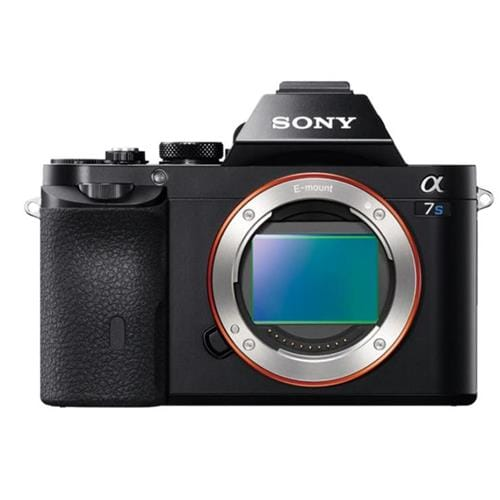 Sony ILCE-7SB, telo, 4K video, FullFrame, Bajonet E ILCE7SB.CEC