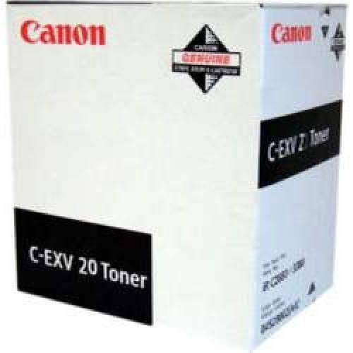 Toner CANON C-EXV20BK black iP C7000 0436B002