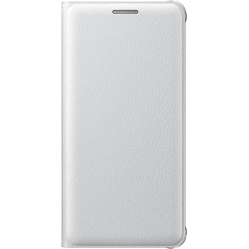 Samsung flip s vreckom pre Galaxy A3 2016, White EF-WA310PWEGWW