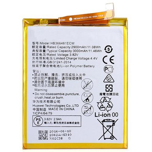 Huawei HB366481ECW Batéria 2900mAh Li-Ion (Bulk) 8595642233319