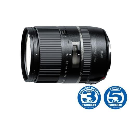 Objektív Tamron AF 16-300mm F/3.5-6.3 Di II VC PZD pre Nikon B016N