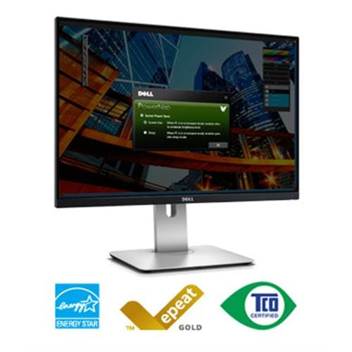 "Monitor DELL UltraSharp U2515H IPS 3H 25""W 2560x1440 2M:1 6ms 350cd PIVOT HDMI DP mDP USB U2515H"