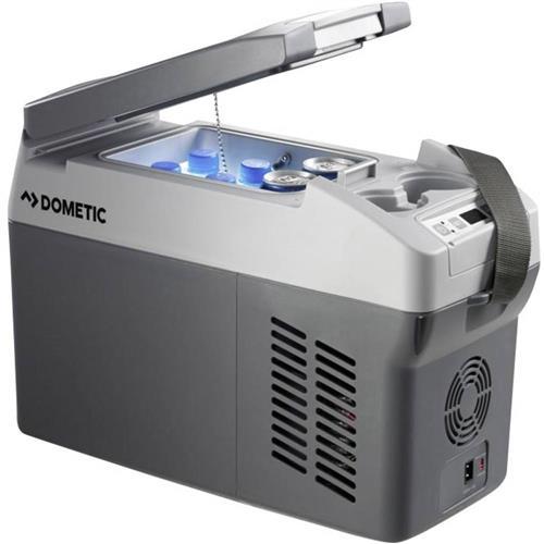 Prenosná chladnička (autochladnička) Dometic Group CoolFreeze CDF 11, 12 V, 24 V, 10.5 l, šedá 1538819