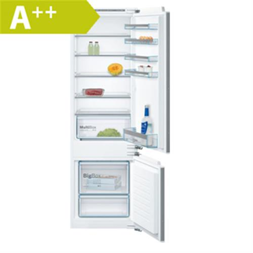 BOSCH Vstavaná kombinovaná chladnička KIV87VF30