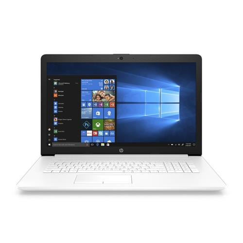 HP 17-ca0014nc A6-9225/8GB/1TB/ATI/DVD/2RServis/W10-white 4KC27EA#BCM