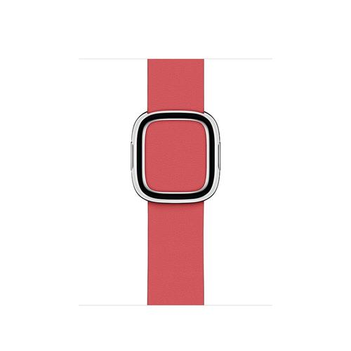 Apple Watch 40mm Band: Peony Pink Modern Buckle Band - Large mtqr2zm/a