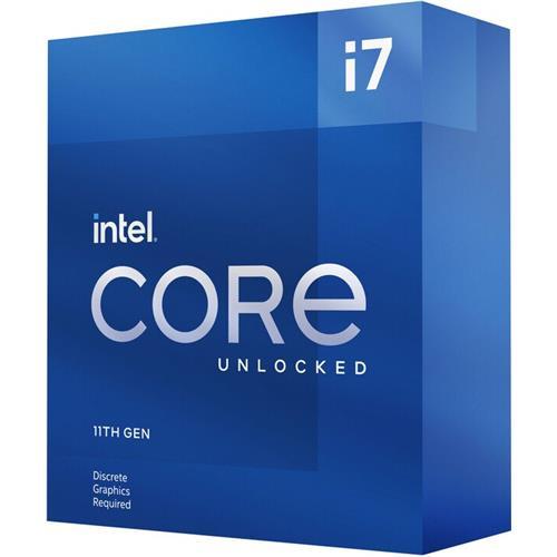 CPU Intel Core i7-11700KF (3.6GHz, LGA1200) BX8070811700KF