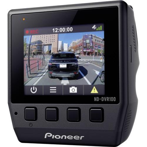 Pioneer ND-DVR100, 114 °, 12 V, displej, mikrofon, akumulátor 1665422