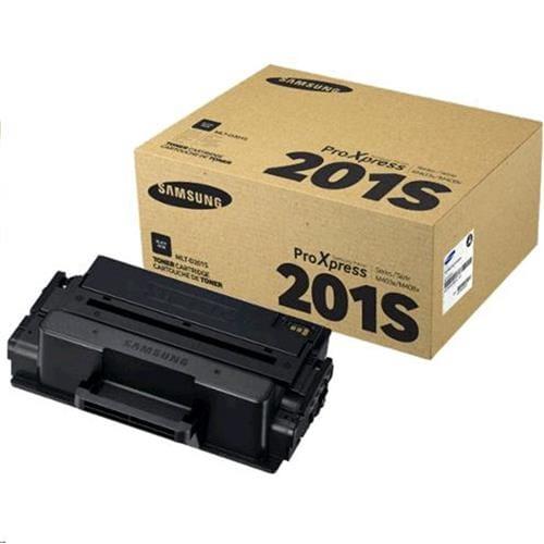 Toner SAMSUNG MLT-D201S/ELS 10 000 strán Black