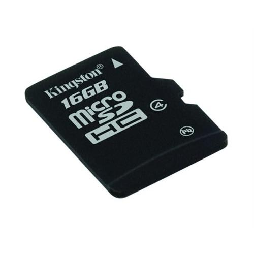 Kingston 16GB Micro SDHC Class 4 (bez adaptéra) SDC4/16GBSP