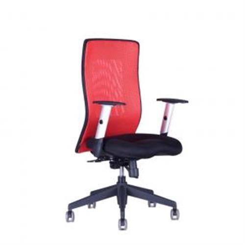 Kancelárska stolička CALYPSO GRAND červená OF181311