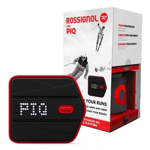 PIQ univerzálny športový senzor + lyžiarska sada Rossignol PIQ-BSKI1