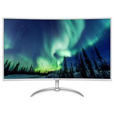 Monitor Philips BDM4037UW, 40'', LED, 4K, VGA, DP, HDMI, rep